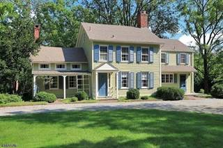 Single Family for sale in 88 ROUND TOP RD, Warren, NJ, 07059