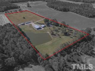 Single Family for sale in 13887 Old Stage Road, Willow Spring, NC, 27592