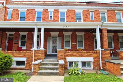 Residential Property for rent in 3311 RAMONA AVENUE, Baltimore City, MD, 21213