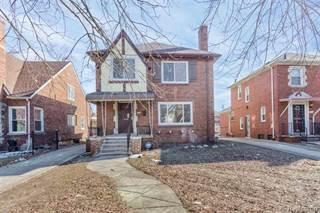 Single Family for sale in 17344 GREENLAWN Street, Detroit, MI, 48221