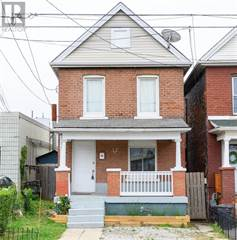 Single Family for rent in 12 Lloyd Street, Hamilton, Ontario, L8L3H4