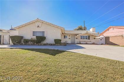 Residential Property for sale in 3499 Middlebury Avenue, Las Vegas, NV, 89121