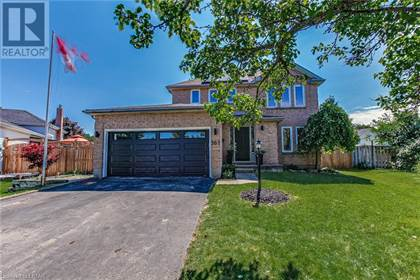 Single Family for sale in 361 STONEHEIGHT PLACE, Waterloo, Ontario, N2V2A8
