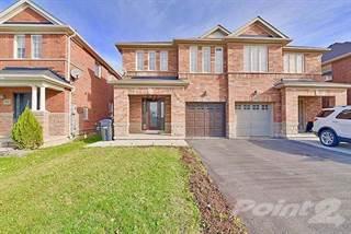 Residential Property for sale in 100 Bushmill Circ Brampton Ontario L7A0K6, Brampton, Ontario