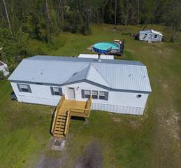 Mobile Home for sale in 734 STEBEL DR, Wewahitchka, FL, 32465