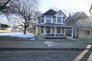Single Family for rent in 2151 CARROLLTON Avenue, Indianapolis, IN, 46202