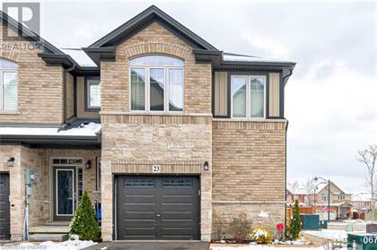 Single Family for sale in 247 FESTIVAL Way Unit 23, Binbrook, Ontario, L0R1C0