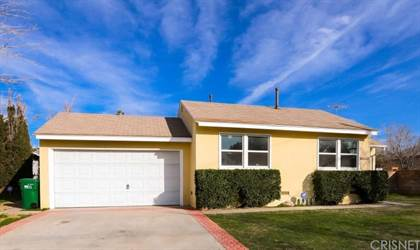 Residential Property for sale in 38642 21st Street E, Palmdale, CA, 93550