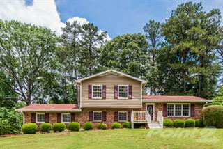 Residential for sale in 1714 Rustic Dr, Marietta, GA, 30008