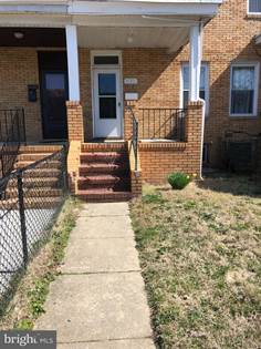 Residential Property for sale in 4122 EIERMAN AVENUE, Baltimore City, MD, 21206