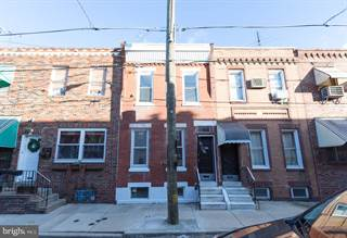 Townhouse for sale in 1821 S ROSEWOOD STREET, Philadelphia, PA, 19145