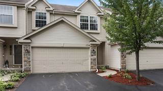 Townhouse for sale in 1714 MAPLEWOOD Court, Grayslake, IL, 60030