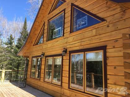 Residential Property for sale in WENDIGO LAKE LOG HOME, West Timiskaming, Ontario