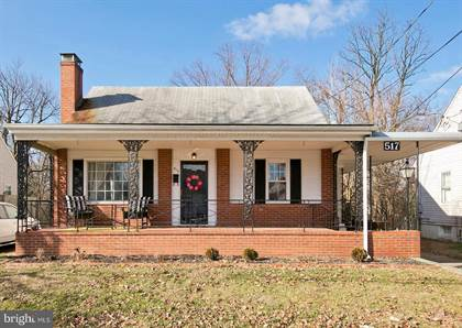 Residential Property for sale in 517 BATTLE AVENUE, Winchester, VA, 22601