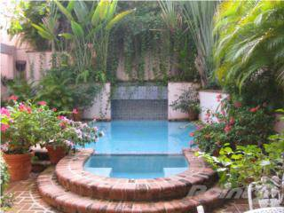 Residential Property for sale in Luxurious Condado mansion next to Park steps from beach, San Juan, PR, 00907