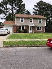 Single Family for sale in 3632 Walnut Hill Road, Virginia Beach, VA, 23452