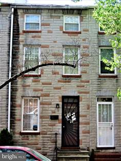 Residential Property for sale in 18 S WASHINGTON ST, Baltimore City, MD, 21231