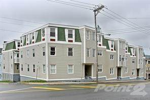 Condo for rent in 117 Queens Road, St. John's, Newfoundland and Labrador, A1C 2B2