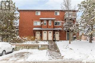 Condo for sale in 2 -LOGGERS Run, Barrie, Ontario