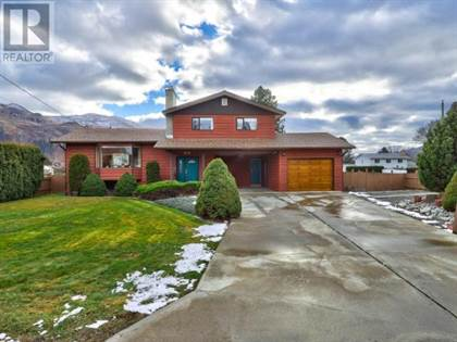 Single Family for sale in 205 MONTEGO ROAD, Kamloops, British Columbia, V2H1N1