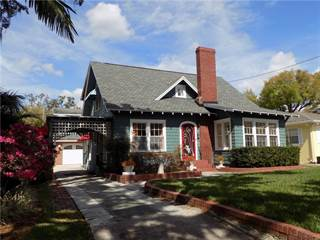 Single Family for sale in 711 E RIDGEWOOD STREET, Orlando, FL, 32803