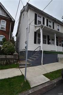 Residential Property for sale in 1310 Delaware Avenue, Fountain Hill, PA, 18015