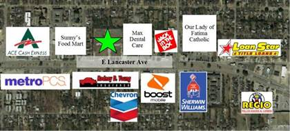 Lots And Land for sale in 4909 E Lancaster Avenue, Fort Worth, TX, 76103