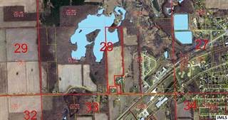 Farm And Agriculture for sale in Parcel A 33.07 ALLMAN RD, Concord, MI, 49237