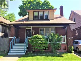 Single Family for sale in 756 PARTINGTON, Windsor, Ontario, N9B2N7
