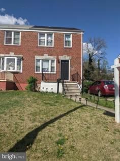 Residential for sale in 3618 E NORTHERN PKWY, Baltimore City, MD, 21206