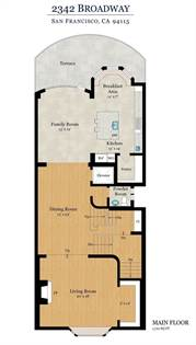 Residential en venta en No address available, San Francisco, CA, 94115