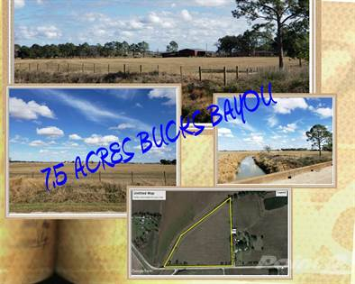 Residential Property for sale in 0 BUCKS BAYOU RD, Bay City, TX, 77414