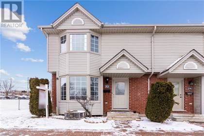 Single Family for sale in 50 CHAPMAN Court Unit 53, London, Ontario, N6G5E1