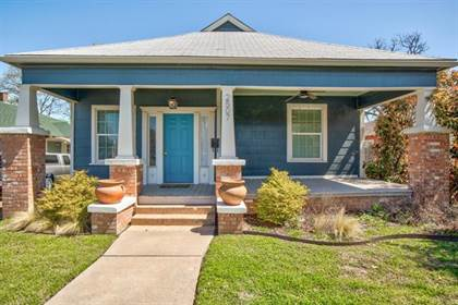 Residential Property for sale in 2507 Lipscomb Street, Fort Worth, TX, 76110
