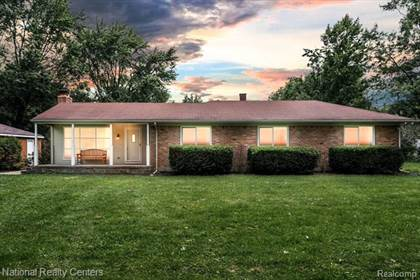 Residential Property for sale in 4334 W GRAND RIVER Avenue, Howell, MI, 48855