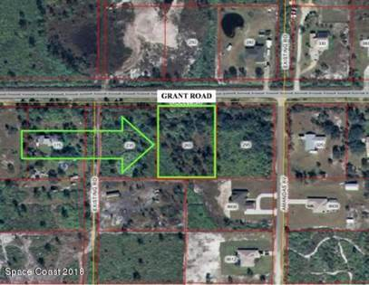 Farm And Agriculture for sale in 265 Grant Road, Grant-Valkaria, FL, 32909
