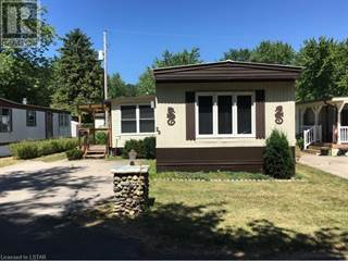 Single Family for sale in 9839 LAKESHORE DRIVE , South Huron, Ontario