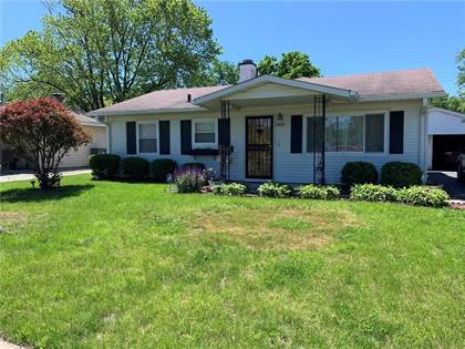 Residential for sale in 4025 Thrush Drive, Indianapolis, IN, 46222