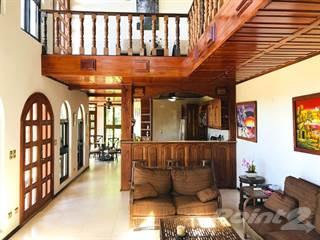 Residential Property for sale in Elegant Ocean View Home, Guest Bungalow, Caretaker Home, Fruit Trees, Tilapia Pond, & Waterfall, Ojochal, Puntarenas