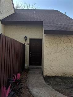 Residential Property for sale in 12611 TOUCHTON DRIVE 113, Tampa, FL, 33617