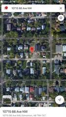 Land for sale in 10715 66 AV NW, Edmonton, Alberta, T6H1X7