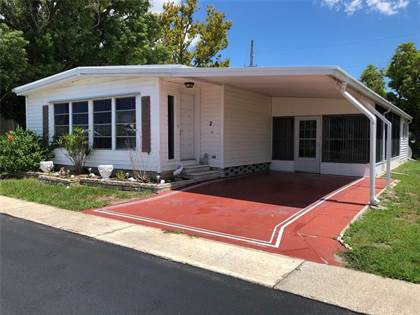 Residential Property for sale in 2 ROYAL PALM CIRCLE 2, Largo, FL, 33770