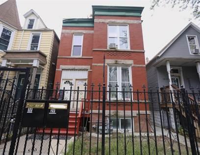 Multifamily for sale in 1819 North Tripp Avenue, Chicago, IL, 60639