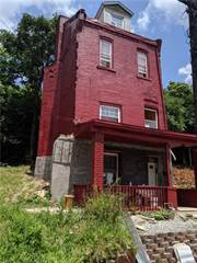 Single Family for sale in 807 Clarissa St, Pittsburgh, PA, 15219