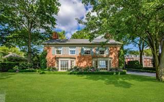 Single Family for sale in 415 Lake Shore Rd, Grosse Pointe Farms, MI, 48236