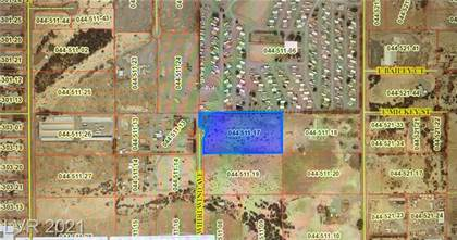 Lots And Land for sale in 5281 S WHIRLWIND AVE, Pahrump, NV, 89048