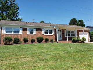 Single Family for sale in 357 Gainsborough Road, Virginia Beach, VA, 23462