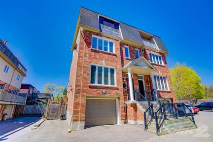 Single Family for sale in 170 Hallam St, Toronto, Ontario