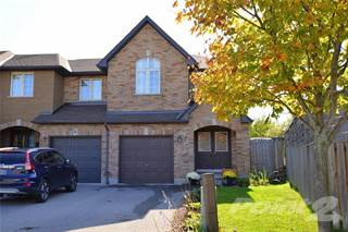 Townhouse for sale in 2 RACALMUTO Street, Hamilton, Ontario, L8T 5A4