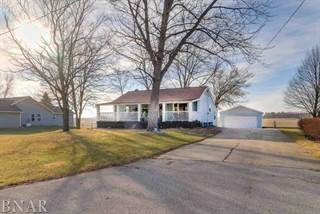 Single Family for sale in 25446 North 1750 East Road East, Lake Bloomington, IL, 61748